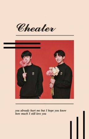 Cheater {Jinkook} by yoongichi_suga