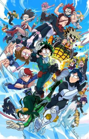 World Needs You  ~ A MHA RP [CLOSED] by NatureStorm