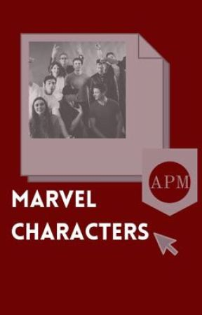 Marvel Characters by Au_Pays_Marvelous