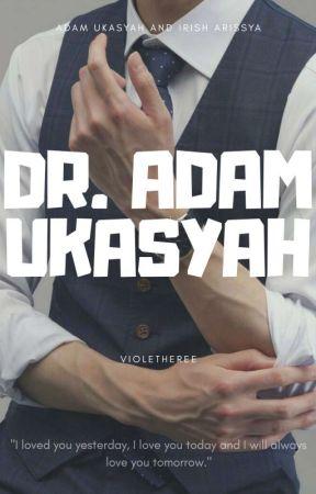 Dr. Adam Ukasyah by violetheree
