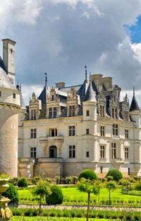 Coincée Dans Un Château Labirinte  cover