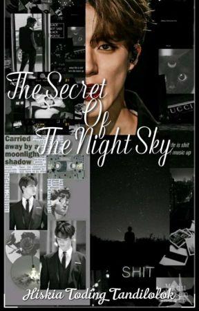 The Secret Of The Night Sky by HizkhiaToding14