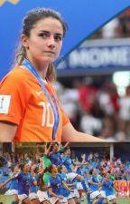 The Dutch Girl (An International Story) by twerksforpizza