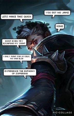Mobile Legends X Female! Reader by gunsnviolins