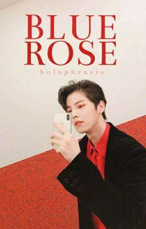 Blue Rose ; Jaehyeong by holophrasis