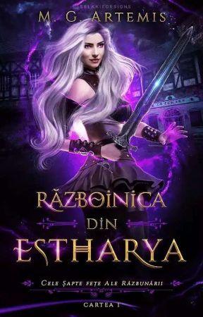 Războinica din Estharya  by MG_Artemis