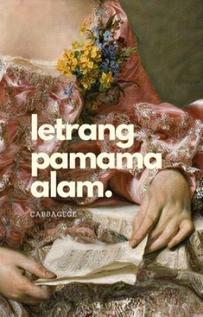 Letrang Pamamaalam  by c_anemoiase