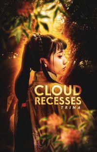 cloud recesses | graphic portfolio ii cover