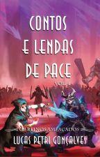 Contos e Lendas de Pace - Os Reinos Ameaçados (Vol. 4) by xTheUnfold