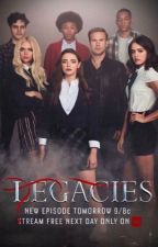 Legacies Preferences and Imagines by legacies_lover