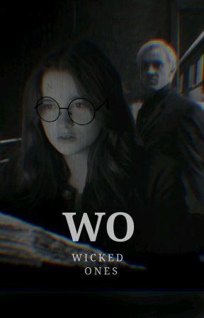WICKED ONES ━↯ H.P SERIES. by -CUTIEMALF0Y