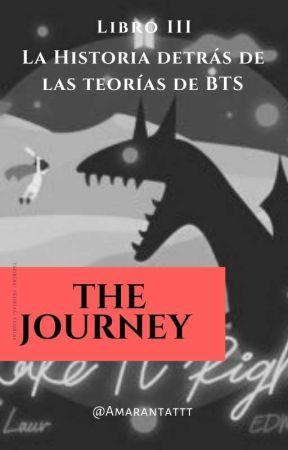 TEORÍAS BTS: Libro II - THE JOURNEY by Amarantattt