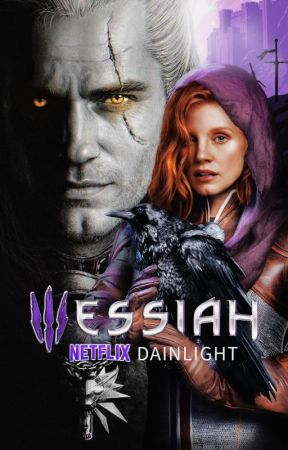 messiah ━ the witcher. by basicallyparker