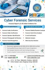 Cyber forensic investigator by SIFSCyberExpert