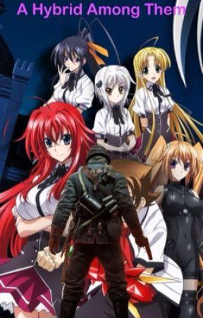 Hybrid Among Men (Highschool DxD fanfic) by Lieutenant_Barr