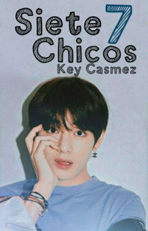 Siete Chicos   BTS by Key_Casmez