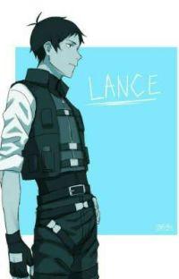 Voltron Lance cover