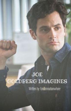 Joe Goldberg Imagines by fandomnationwhore