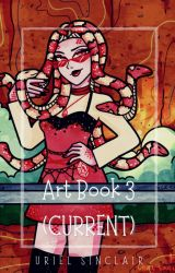You can't spell paint without Pain~『ARTBOOK 3: CURRENT/ONGOING』 by Uriel_Sinclair