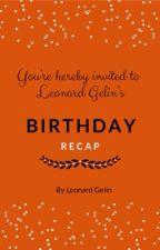 Birthday Recap by teammassachusetts