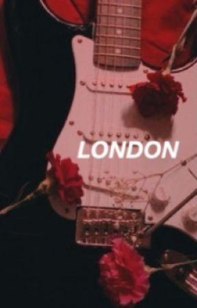 LONDON by _veerose_