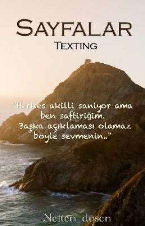 Sayfalar - (Texting) by netten_dusen