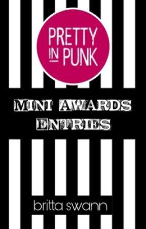 Pretty In Punk Mini Awards Entries by BrittaSwann