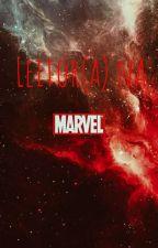 Leitor(a) participando da Marvel by AyameSuzu