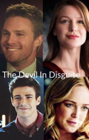 The Devil In Disguise by JessycaReid