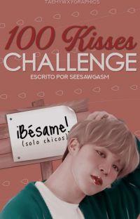 « 100 Kisses Challenge » [💋] Yoonmin  cover