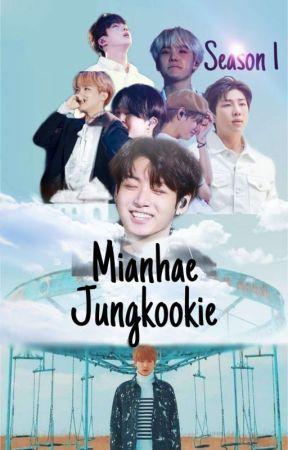 Mianhae Jungkookie [Season 1] by Eizellen