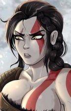 """La Diosa Griega, Female Kratos   """"Me volví a enamorar?.....Yo?"""" de TheLastWalker01"""