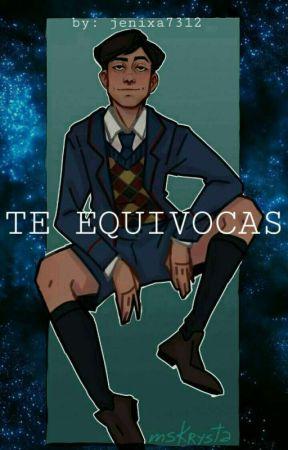 Te equivocas - Cinco y tú by jenixa7312