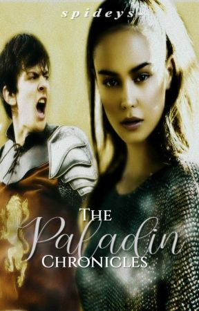 THE PALADIN CHRONICLES | e. pevensie by spideys-