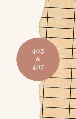 changki; 403&407