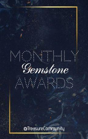 The Monthly Gemstone Awards: Short Story    JUDGING by TreasureCommunity