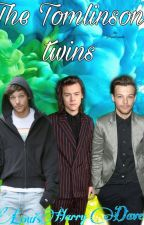 The Tomlinson twins    Larry Stylinson by GiorgiaPanella