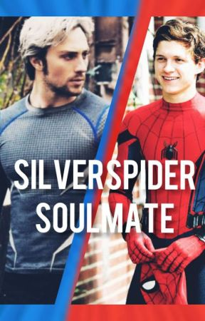 Silverspider soulmate au by Litten_Kitten