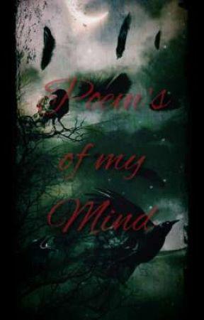 Poem's of my Mind by MegumiHikari7