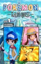 ✨Pokemon Journeys✨ Kalos Quest (Vol. 1) by sylvxon_117