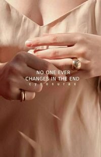 no one ever changes in the end cover