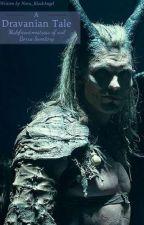 A Dravanian Tale-Maleficent: Mistress of evil-BorraxOC by Nova_BlackAngel