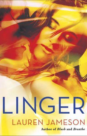 Saturday Sneak Peek 1... Linger by Lauren Jameson! by LaurenHawkeye