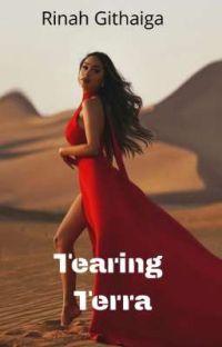 TEARING TERRA  cover