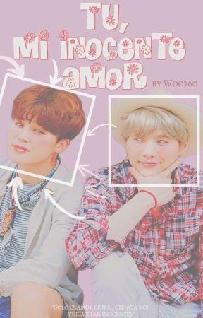 Tu, mi inocente amor ~Yoonmin ~ by WorldKook