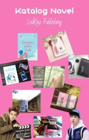 Katalog Novel LovRinz Publishing by LovRinz_Official
