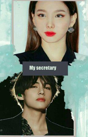 My Secretary  by gughigyuu