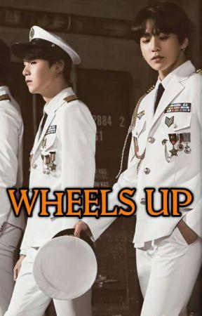 WHEELS UP [ yoonkookgi ] by Bitxh3s5sox