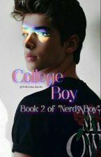 College Boy by Arikonae_books