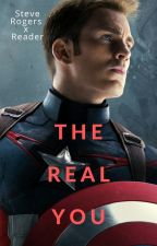 (ON HOLD) The Real You (Steve Rogers x Reader) by CutieBxg